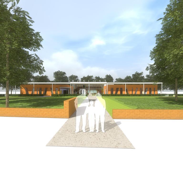 Boslust in Ommen kiest voor ons ontwerpvoorstel